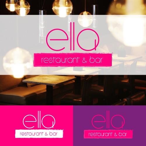 Ella Kitchen & Cocktails needs a Logo