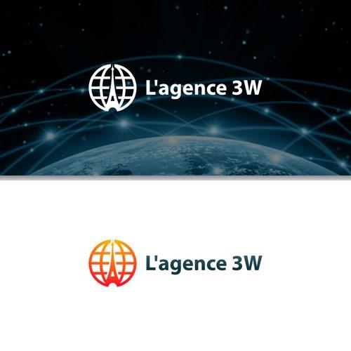 Logo pour une agence Web