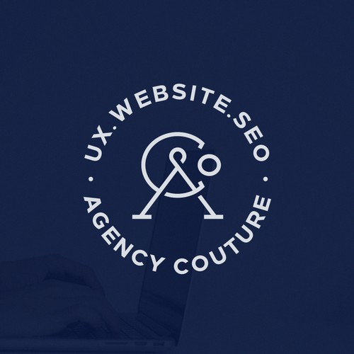 Logo design for a digital agency