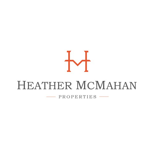 Heather McMahan Logotype