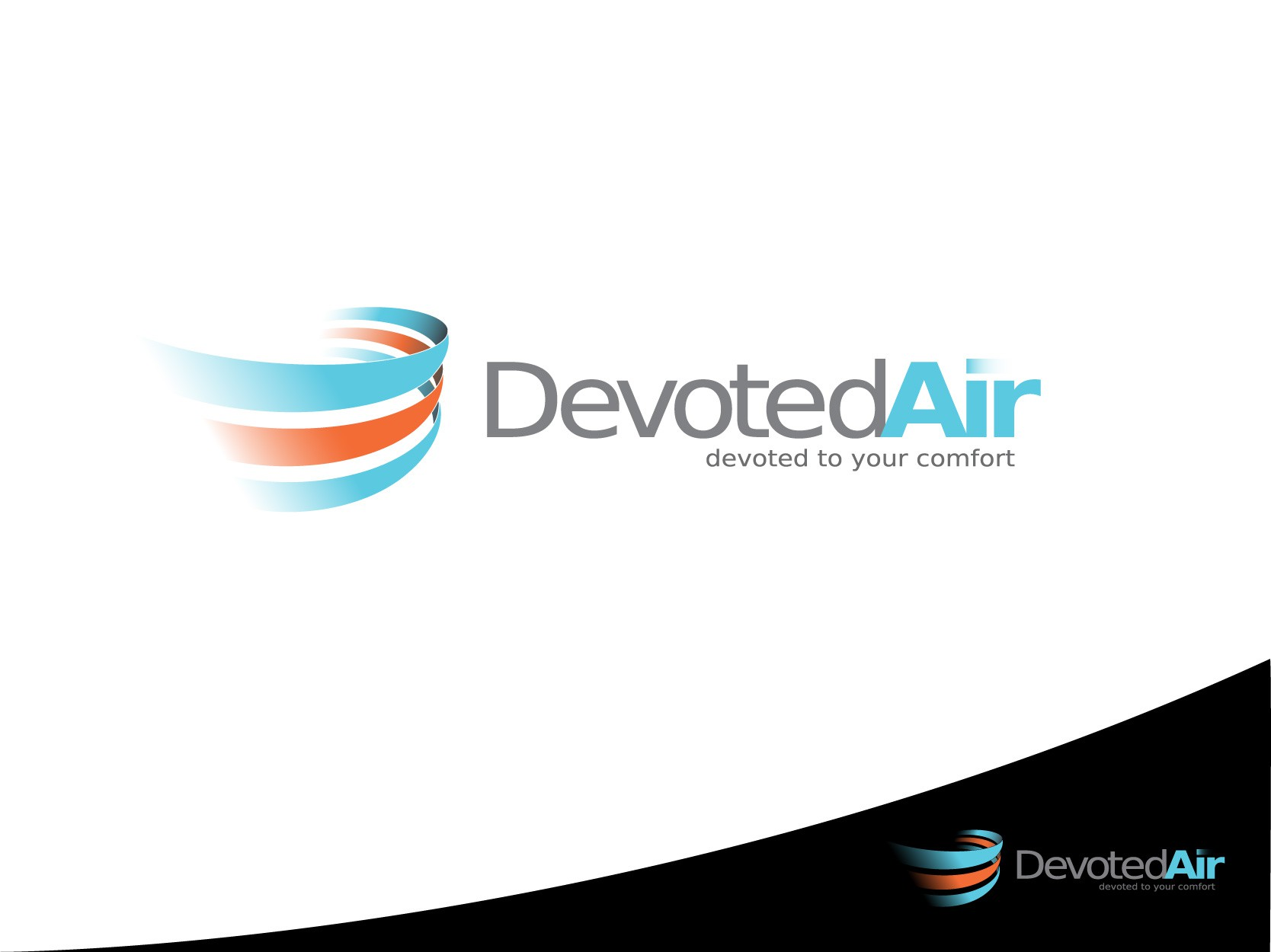 Devoted Air needs a new logo