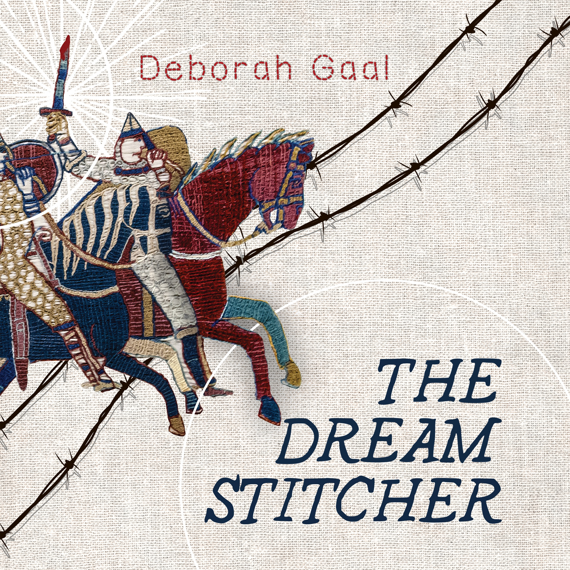 making an audio cover for The Dream Stitcher