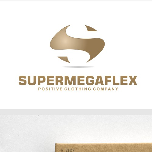 Logo for Supermegaflex Positive Clothing Company