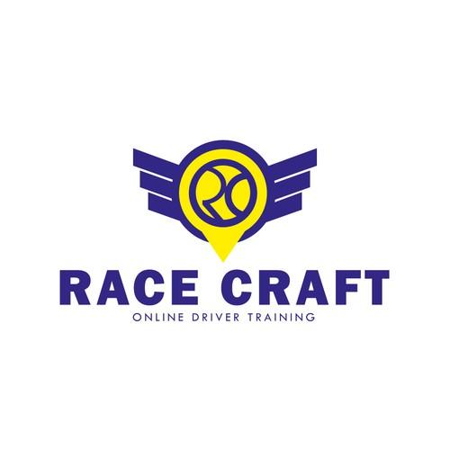 logo design for race craft