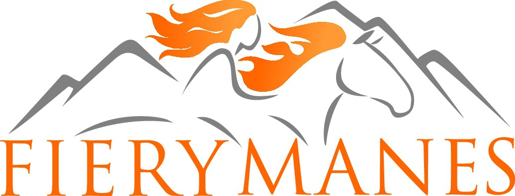 Put some fire in my manes! Design a logo for a travelling horseback rider
