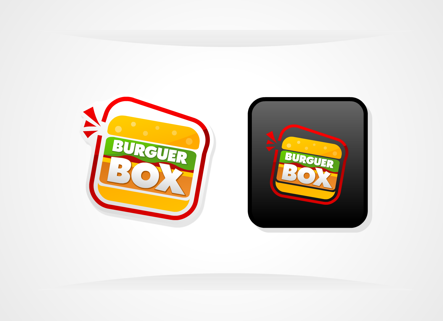 logo for Burger box