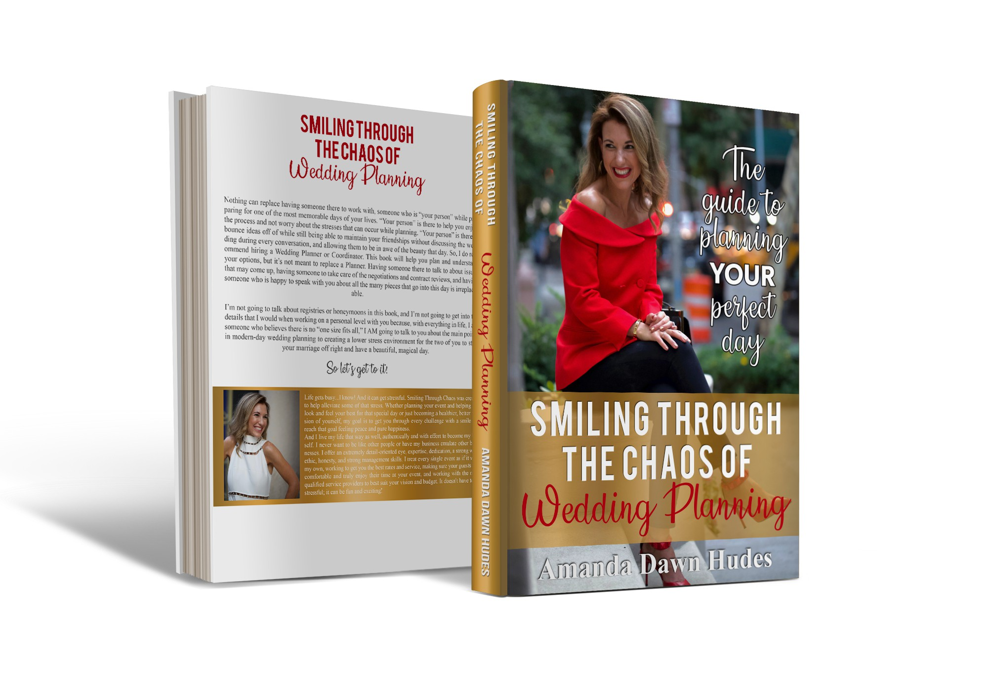 👰Wedding Planning Book (Smiling Through Chaos)! 💑