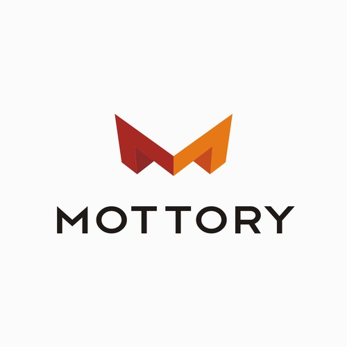 """Mottory"" Logo & Brand Identity Pack"