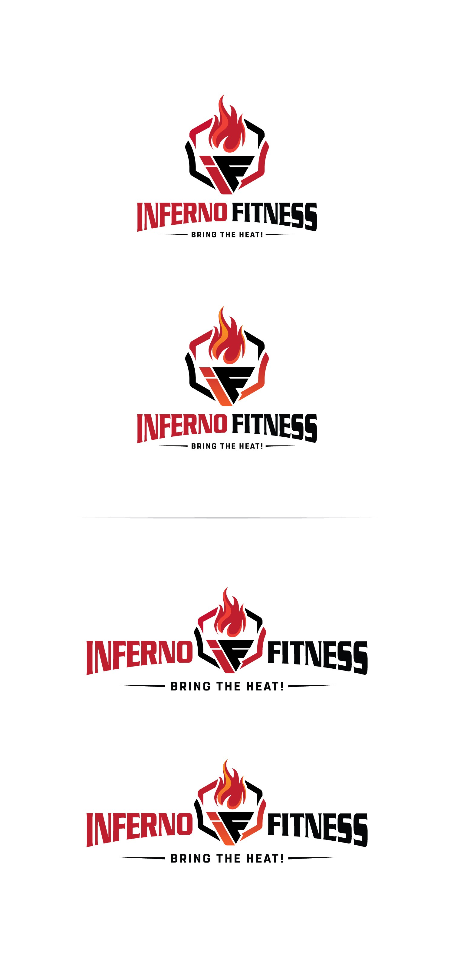 New Fitness Trainer needs branded Logo to IGNITE business!