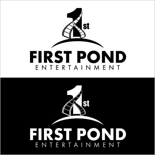 Amazing logo needed for new film company, First Pond Entertainment - Top designers only!
