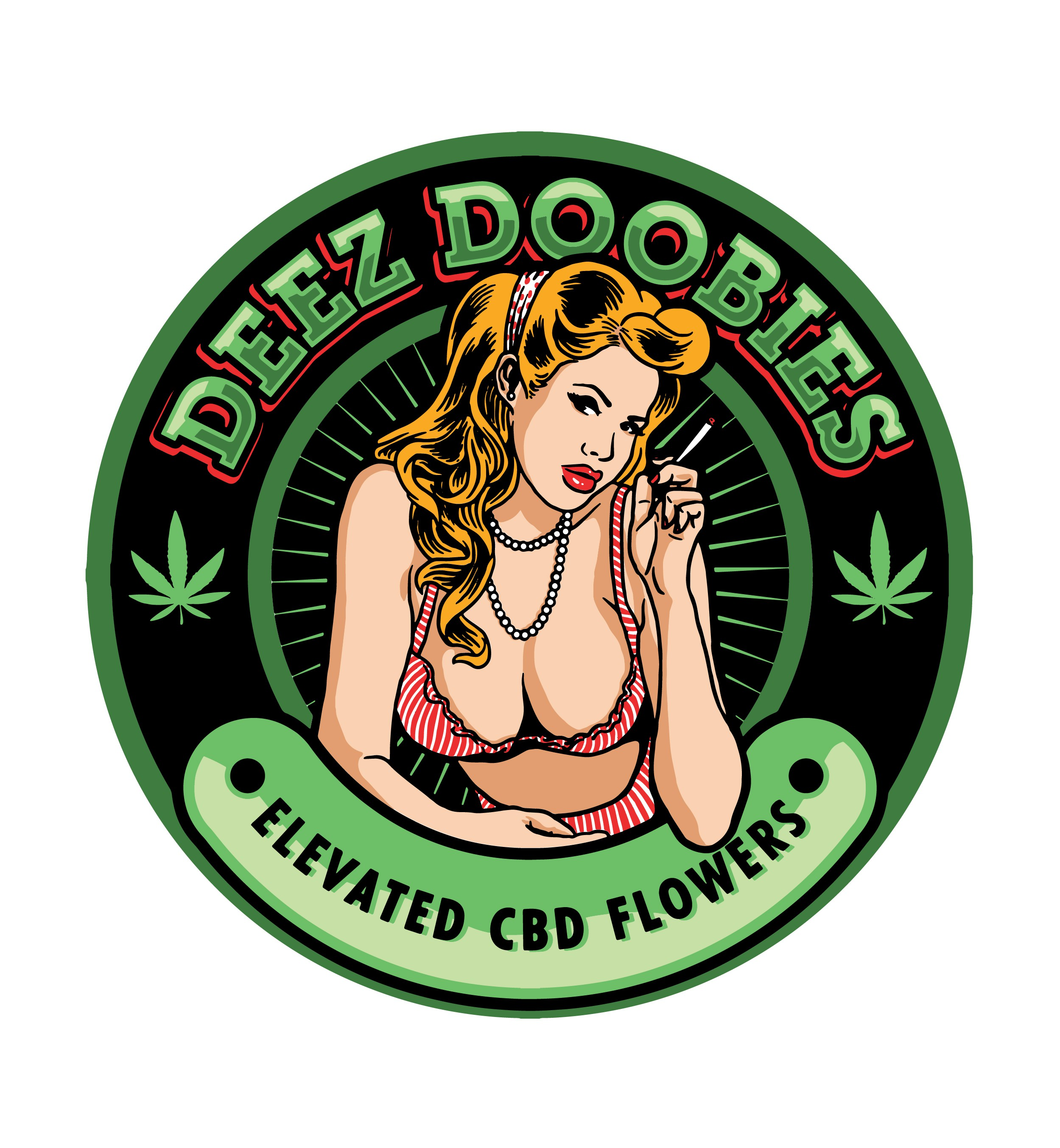 Deez Doobies needs a sexy eye catching logo created