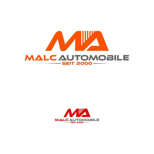 Logo Design - Malc Automobile