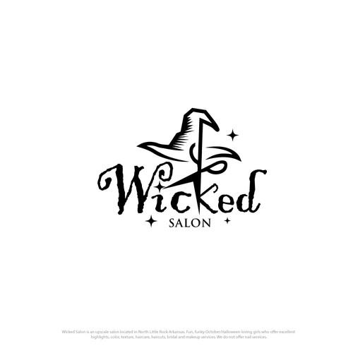 Wicked Salon Logo