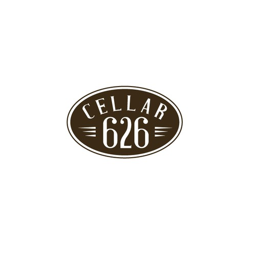 Vintage logo for a speakeasy