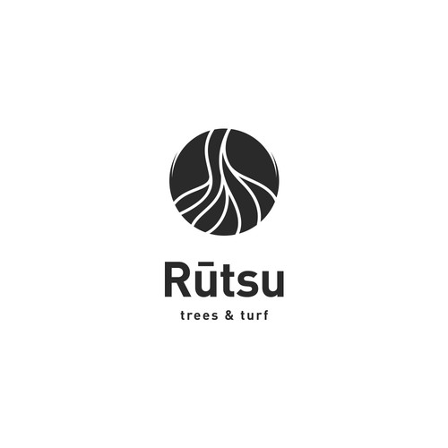 Rutsu Logo Design Concept