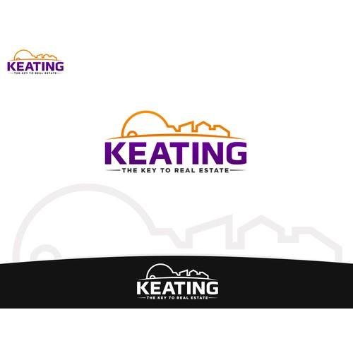 Logo for Keating