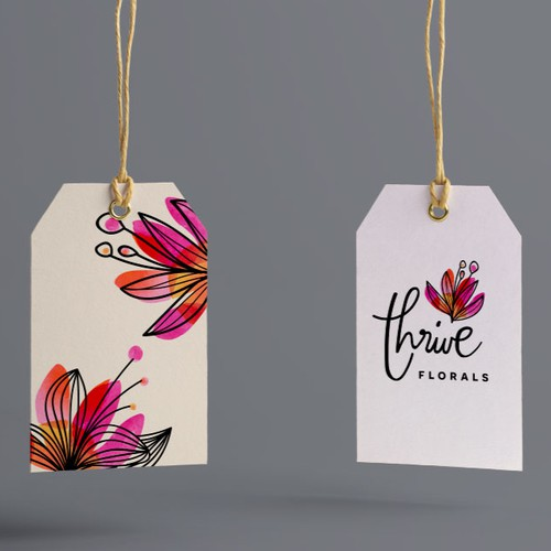 New floral business with a GREAT logo
