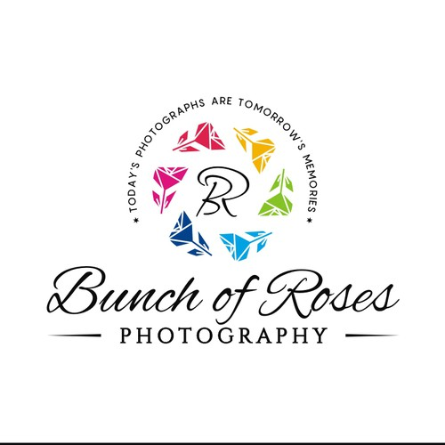 Bunch of Roses Photography