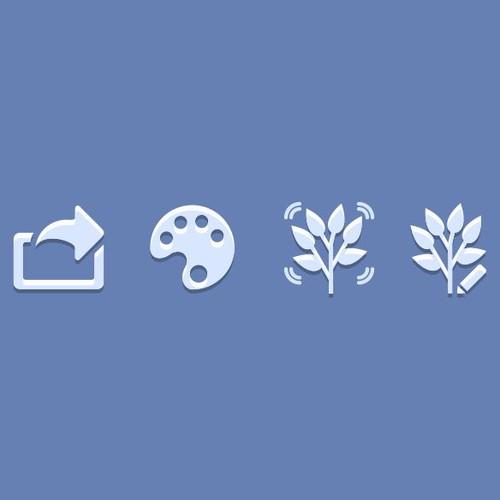 Impressive icons set