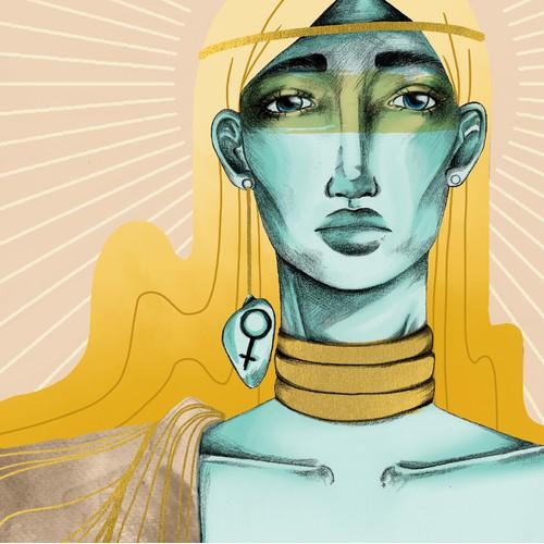 The Empress Arcana