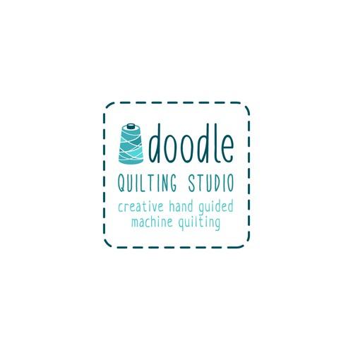 Logo foк quilting studio
