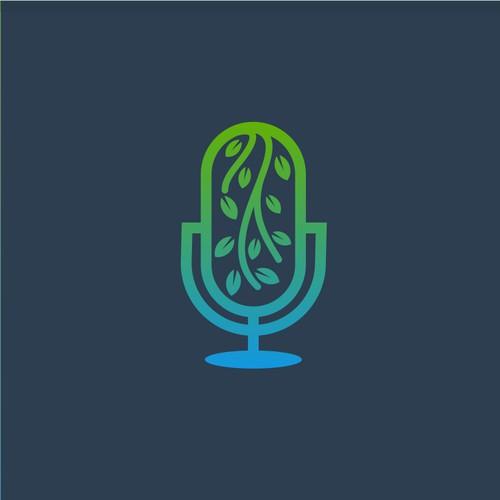 Logo for Ivy podcast