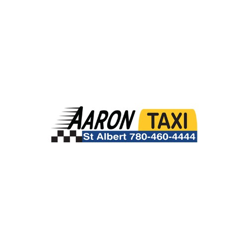 New logo wanted for Aaron Taxi St Albert 780-460-4444