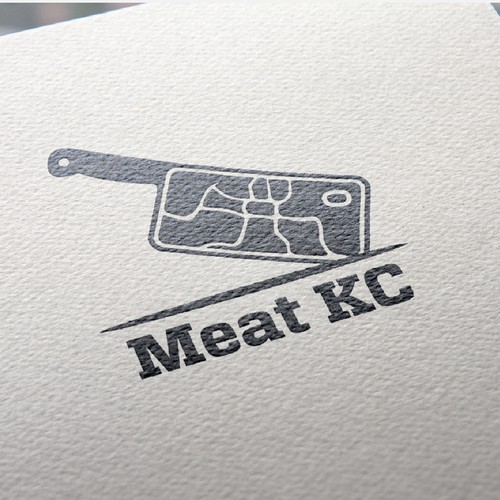 Meat, Cleaver and Kansas Map
