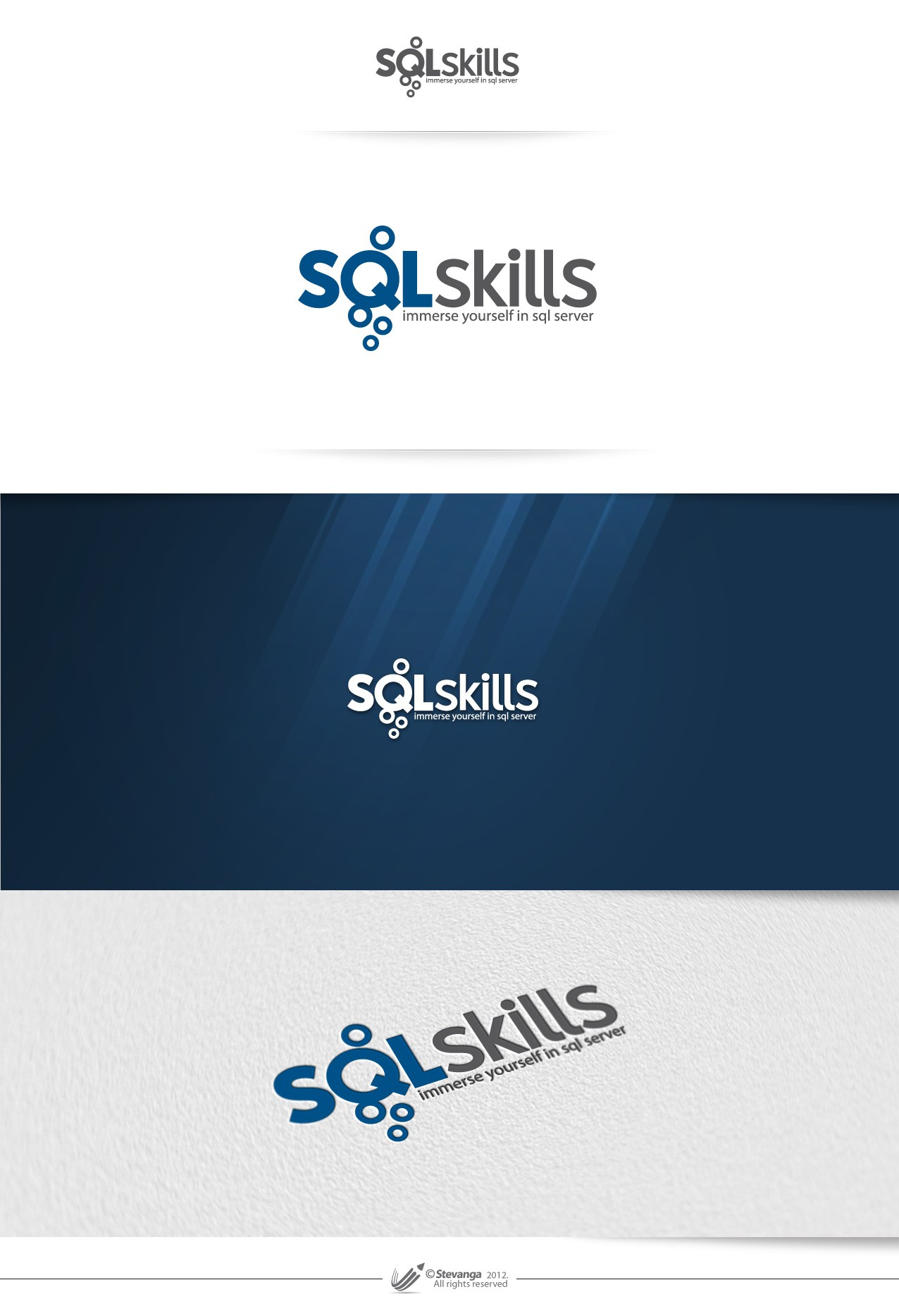 Create the next logo for SQLskills