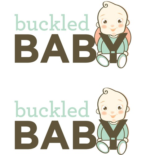 Create the next logo for Buckled Baby