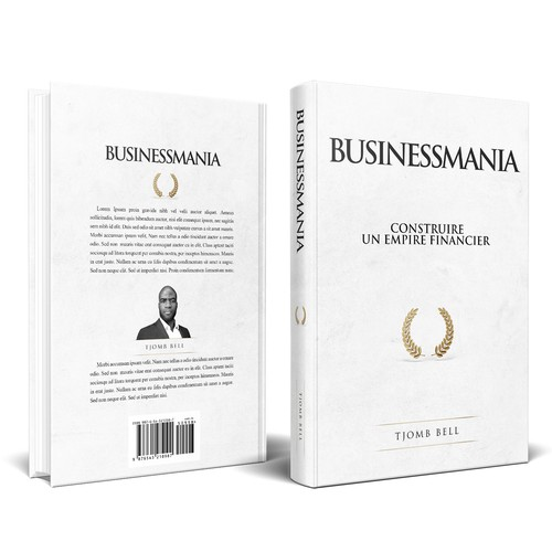 Book cover for Businessmania