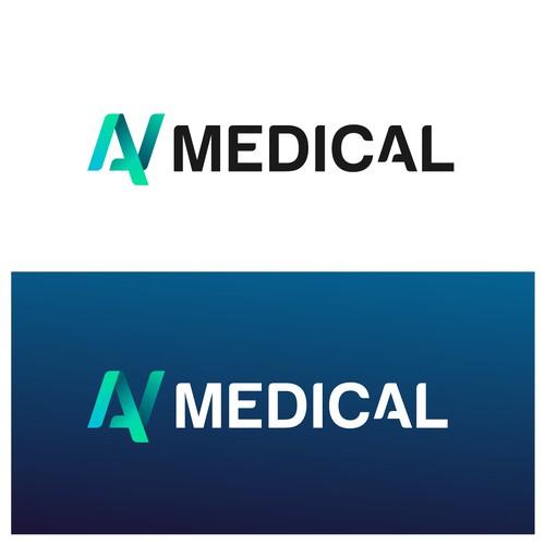 AV Medical Logo