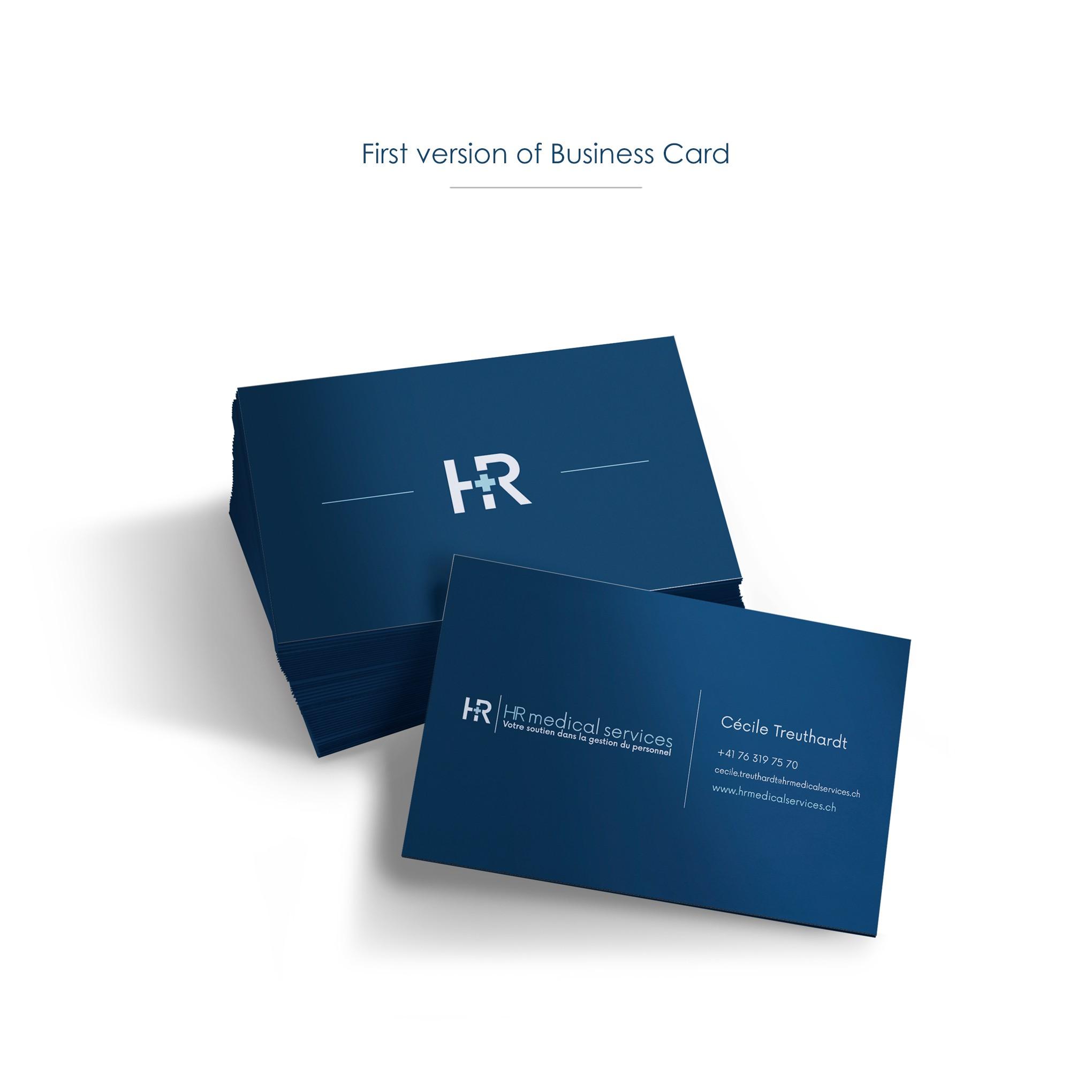 Créer un logo pour une consultante en ressources humaines, spécialisée dans le domaine de la santé