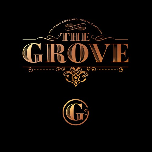 The Grove Home & Lounge Logo