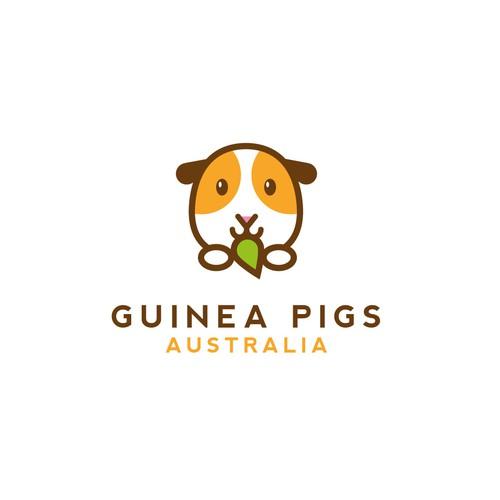 guinea pigs logo