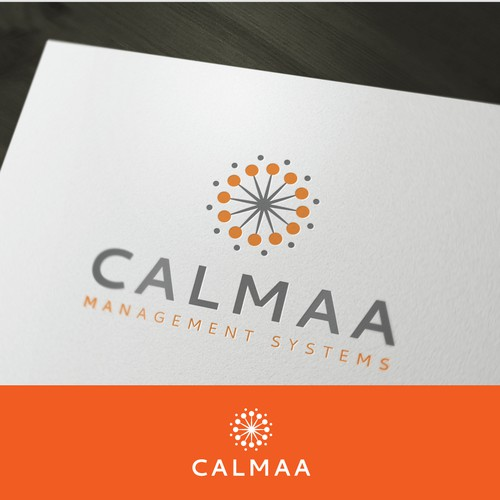 Create the next logo for CALMAA