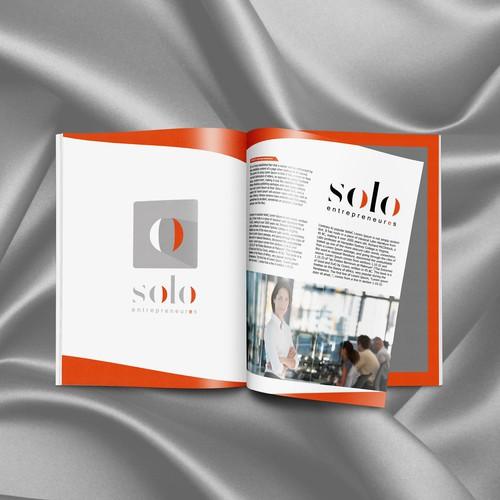 logo design SOLO entrepreneures