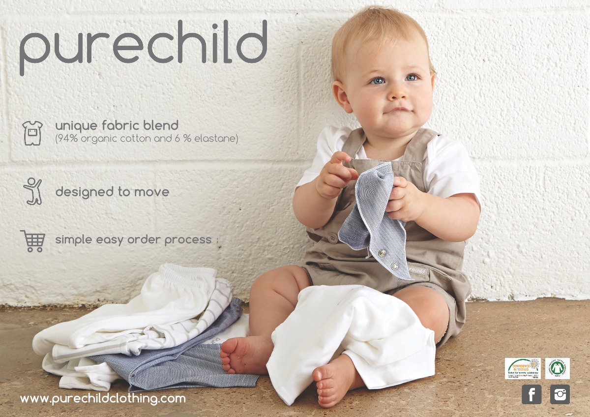 purechild product brochure
