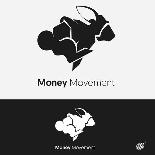 Rabbit logo - Money Movement Team