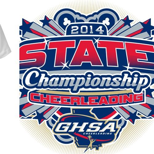 2014 GHSA Cheerleading State Championship