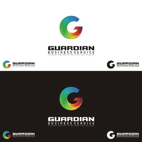 logo concept for guardian