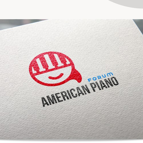 Logo for piano forum