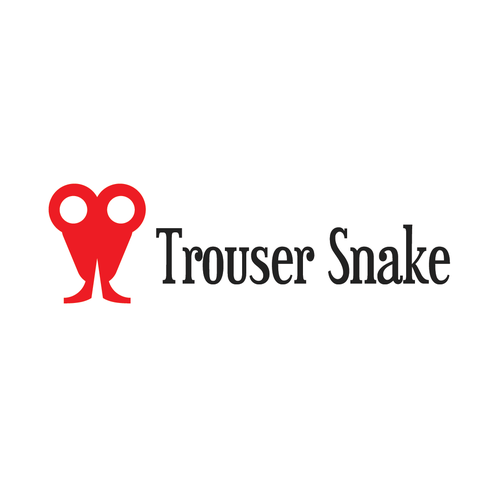 Design a logo for a urban underwear label, Trouser Snake, mainly targeting the male audience