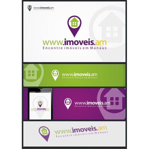 logo for www.imoveis.am