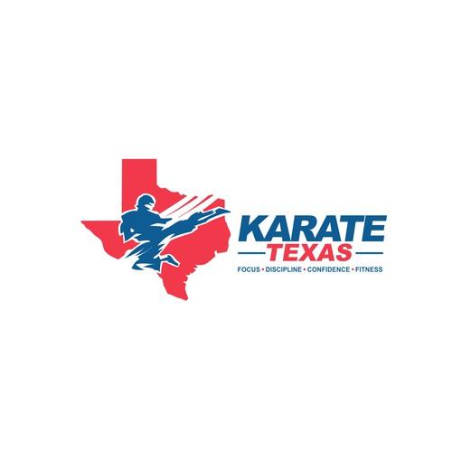 logo karate academy