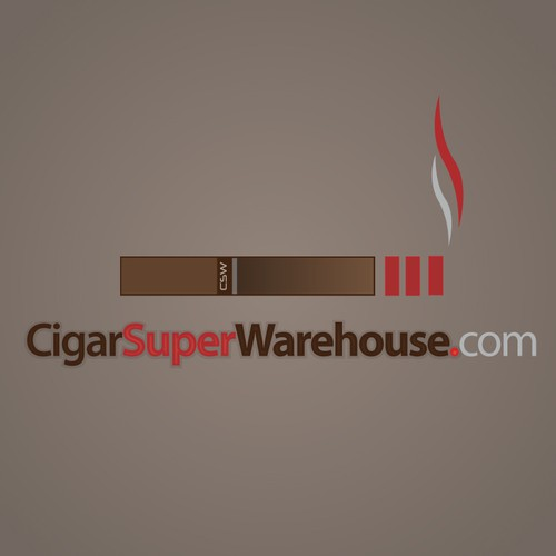 create a logo for the largest ecommerce cigar retailer
