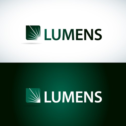 Logo for LED lighting B2B company