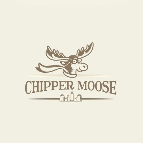 Classic & fun logo for online retailer