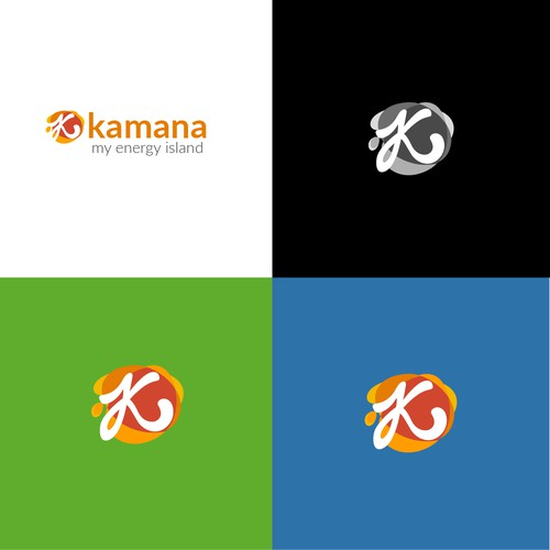 Colorful Logo for an Energy Start-up