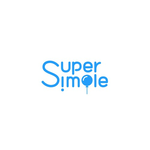 Dynamic logo for children's entertainment company